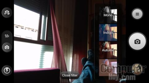 filtros cámara Xiaomi Mi4