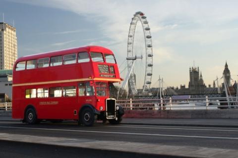 londres autobús