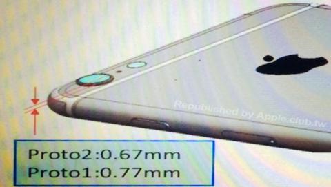 Nuevos rumores sobre iPhone 6