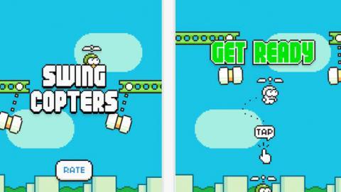 Swing Copters...¡por fin en Google Play y App Store!