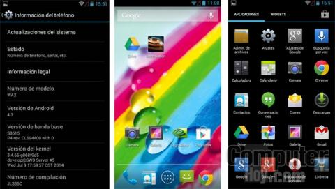 Software Wiko Wax
