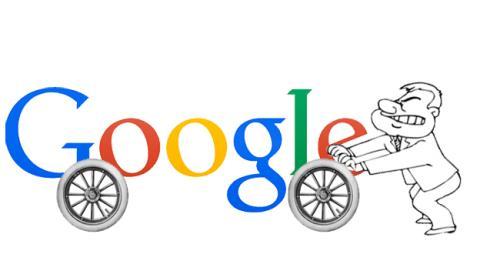 Resultado de imagen para caida de google