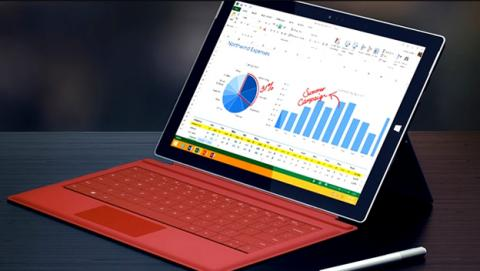 Microsoft Surface Pro 3 tendrá una edición exclusiva en rojo
