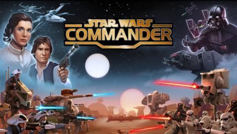 Star Wars: Commander, el nuevo juego de estrategia de Disney para iPhone y iPad, inspirado en Clash of Clans.