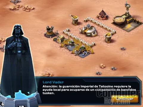 Star Wars: Commander para iOS