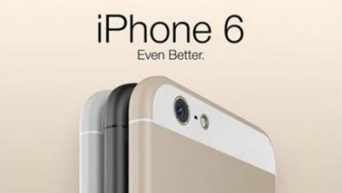 China Telecom muestra el iPhone 6 en un anuncio. El experto John Gruber vaticina su resolución de pantalla.