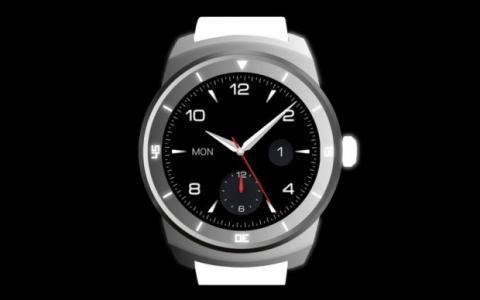 LG G Watch R, el reloj inteligente con pantalla redonda
