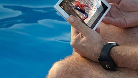 Sony Xperia Tablet Z3 Compact y Sony Smartwatch, filtrados