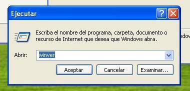 actualizar windows XP