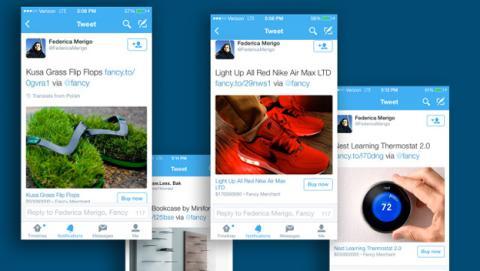 """Twitter podría incluir el botón """"comprar"""" a finales de año"""