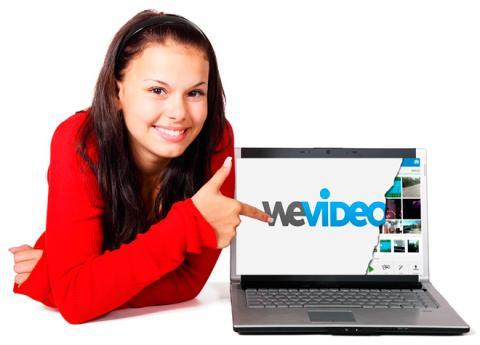 Edita vídeos desde el navegador con WeVideo