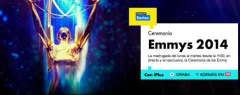 Ver los Emmy en Canal Plus