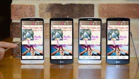 Nuevo LG G3 Stylus