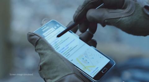 Samsung Galaxy Note 4, la innovación es el S Pen