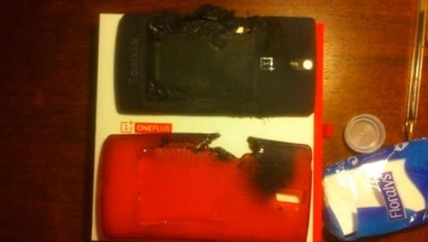 Explota la batería del OnePlus One en el bolsillo del dueño