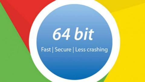chrome 64 bits