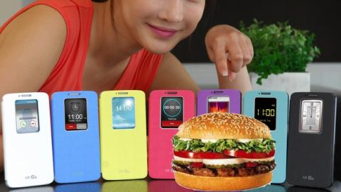Burger King regala smartphones gratis al descargar su app oficial