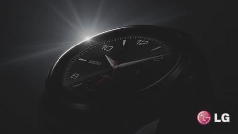LG confirma la presentación del LG G Watch R, el smartwatch con pantalla redonda en IFA 2014.