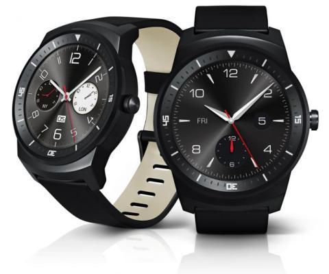 LG G Watch R IFA 2014
