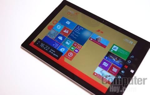 Análisis Surface Pro 3