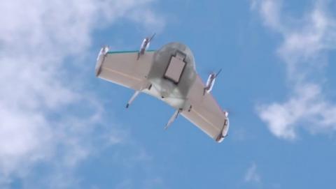 Project Wing, el proyecto secreto de Google para entregar paquetes a domicilio con drones.