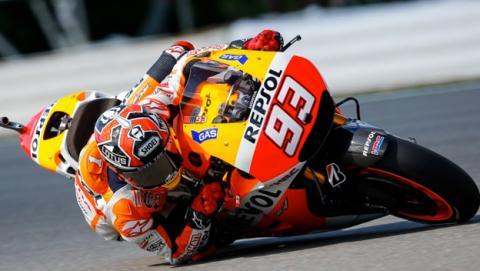 Moto GP Gran Premio de Gran Bretaña