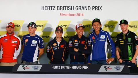 Dónde ver online MotoGP: Gran Premio de Gran Bretaña 2014
