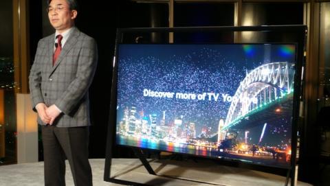 Samsung se alía con Spotify y Amazon para ofrecer contenidos para sus televisores curvos.