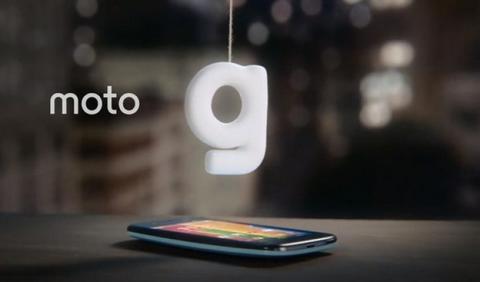 Se filtra la caja del Moto G2, que podría llamarse... Moto G