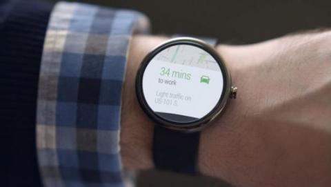 Google actualizará Android Wear con frecuencia