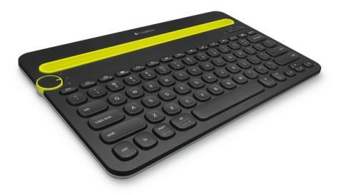Bluetooth Multi-Device Keyboard K480 Logitech