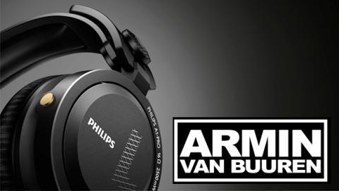 Philips A1-PRO_Armin van Buuren