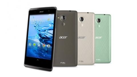 Acer Liquid Z500, presentado el nuevo móvil low-cost de Acer