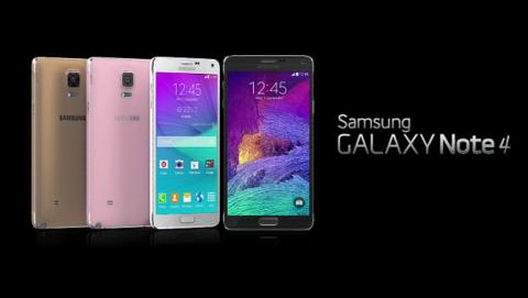 Samsung Galaxy Note 4, presentada la estrella del IFA 2014