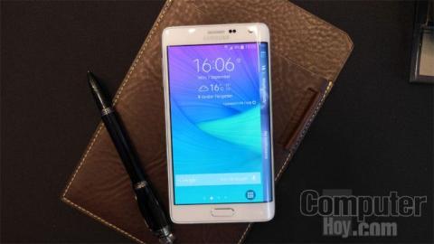 Samsung galaxy note 4 tamaño