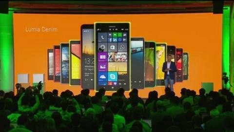 Lumia Denim: mejoras de cámara y Cortana en Nokia Lumia.