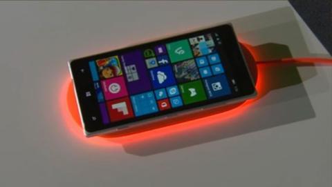 Nokia lumia puerto carga