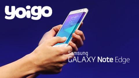 yoigo samsung galaxy note edge