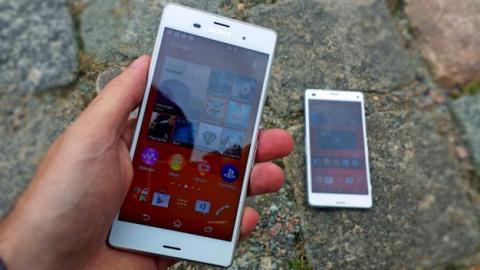 Prueba del nuevo Sony Xperia Z3. Novedades y características
