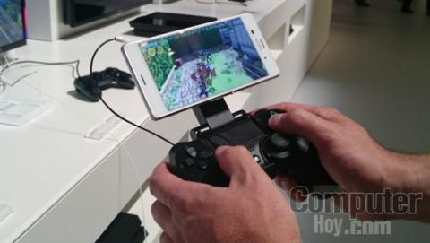 Sony xperia playstation 4