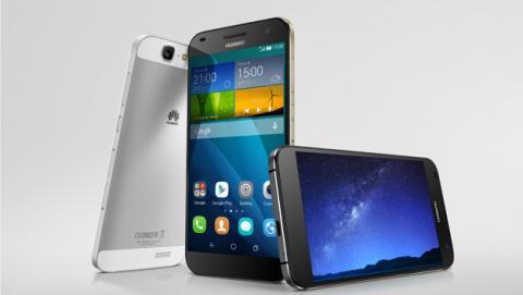 Huawei Ascend G7: presentado oficialmente en IFA 2014