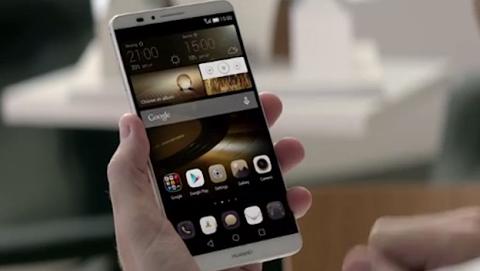 Ya está aquí el Huawei Ascend Mate