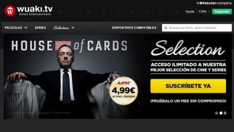 Wuaki.tv estrena películas en 4K o UHD en España, con su app para Smart TV