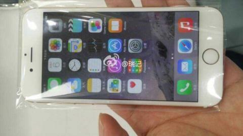 iPhone 6 filtrado en la red