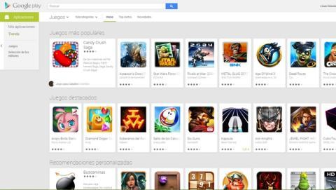 Google devolverá el dinero de las apps compradas por menores.