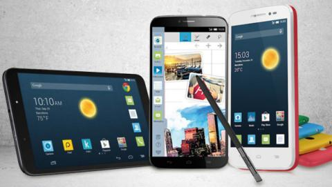 Alcatel en IFA 2014: Hero 2, Hero 8 y gama OneTouch POP 2