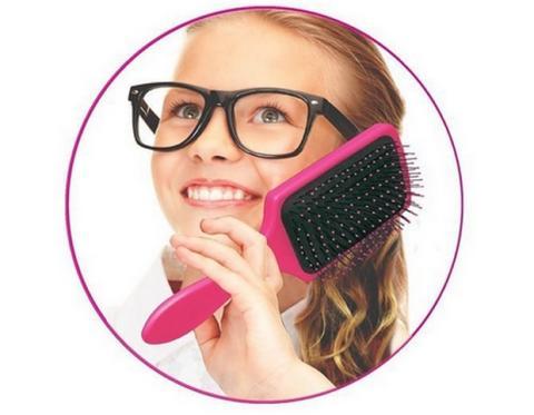 Selfie Brush, el cepillo de pelo para hacerte selfies