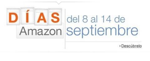 Promoción Días Amazon con ofertas, descuentos y chollos