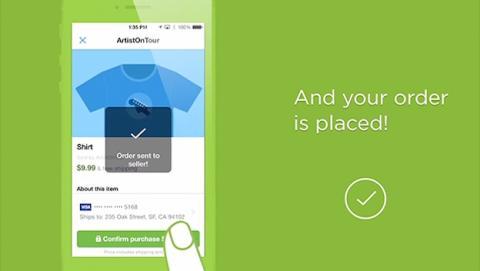 Twitter pone a prueba botón de comprar