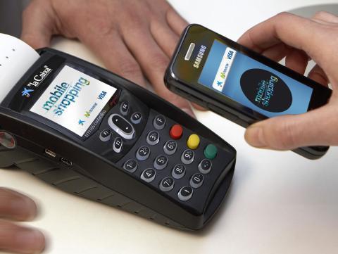 NFC pago móvil
